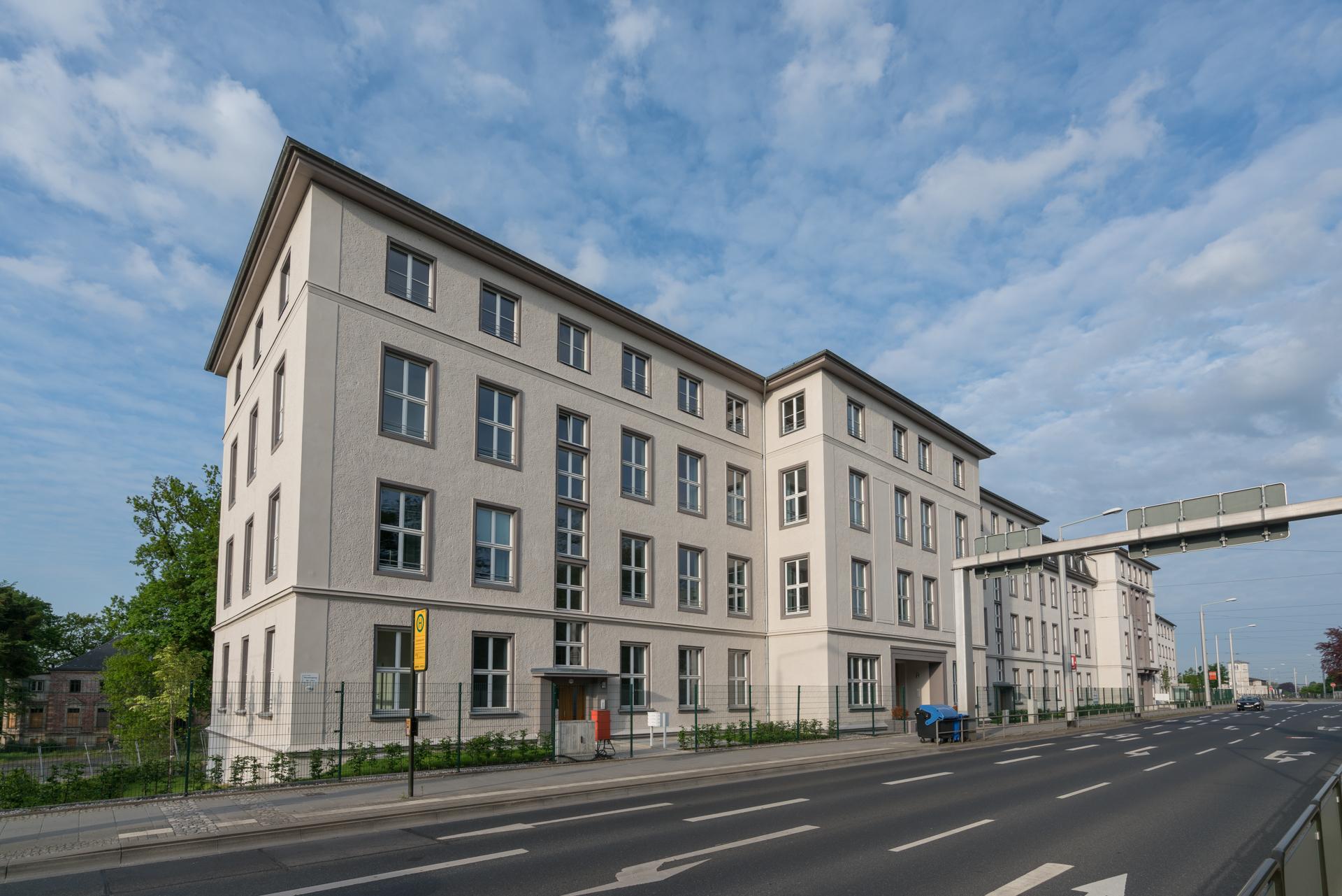 Bautzner Straße / Dresden