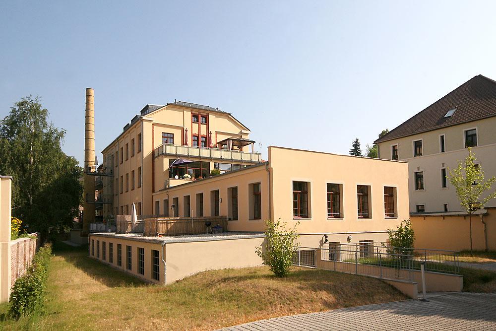 """Hölderlinstraße 9a """"Pianofabrik"""" / Dresden"""
