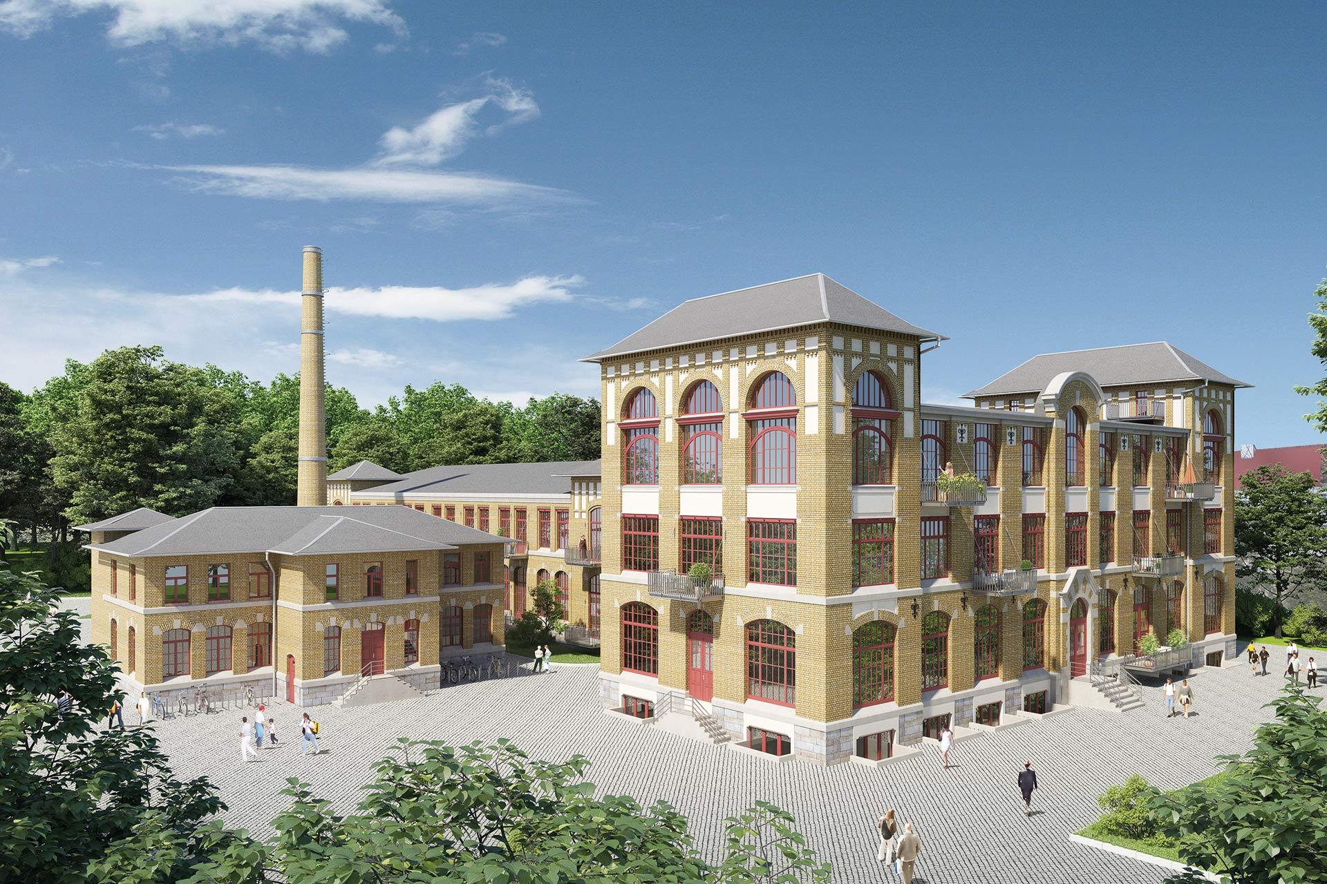 Möbelfabrik Hengst / Pirna