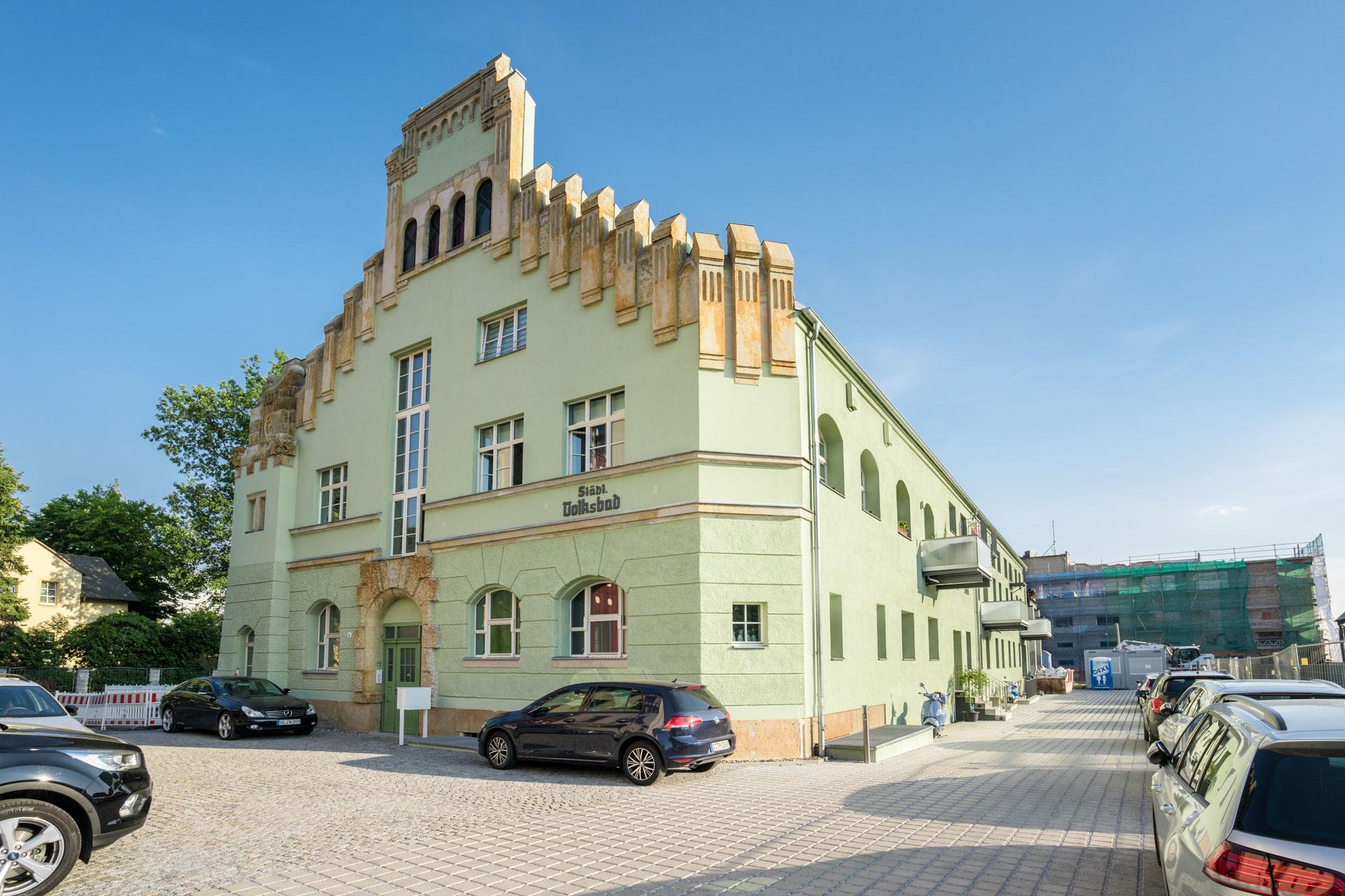 Schlömilchstraße 4 / Dresden